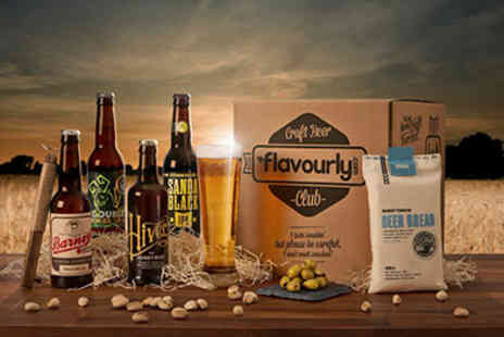 Flavourly.com - Beers a Tasting ToolKit eBook Meet the Brewers guide & selection of delicious bar snacks - Save 0%
