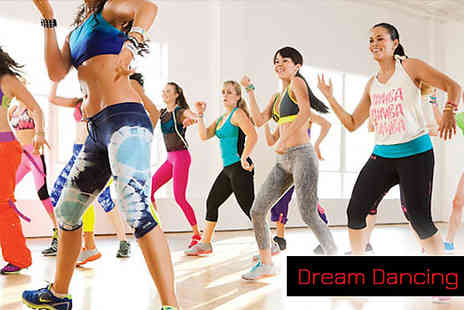 Dream Dancing - One Month Dance Membership  - Save 54%