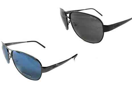 Discounted Sunglasses - Police Aviator Style Sunglasses - Save 67%