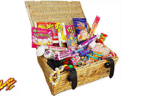 Mysweetyjar - Deluxe Retro Sweet Hamper - Save 55%