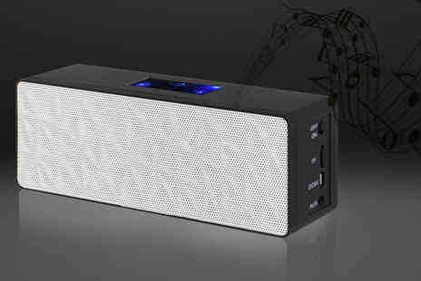 Eurosfield Maptrak - Wireless V3 2 x 3W Bluetooth stereo speaker  - Save 50%