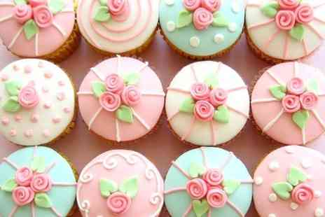 Kirstys Kitchen - Cupcake Decorating Class  - Save 63%
