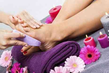 The Relaxation Den - Spa or Luxury Manicure  - Save 50%