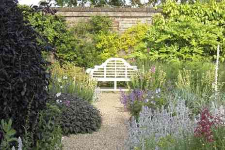 Denmans Garden -  Entry With Hot Drink Each  - Save 51%