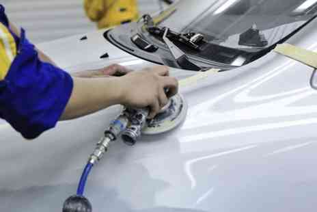 Redbridge MOT Centre - Automotive Scratch and Paintwork Polish  - Save 50%