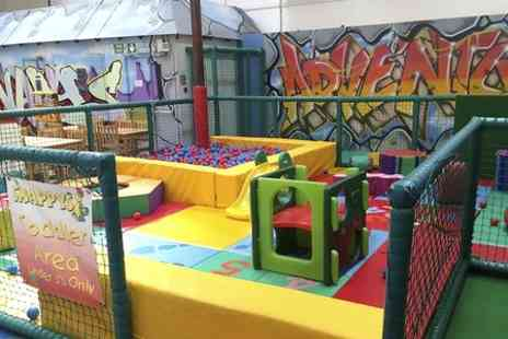 Snappys - Six Weeks Family Entry to Snappys Play Centre - Save 96%