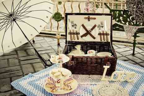 Dollys Vintage Tearoom - Picnic For Two  - Save 50%