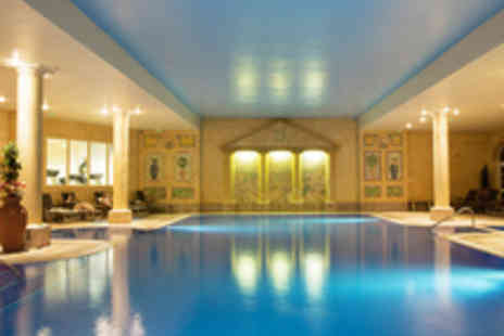 Sketchley Grange Hotel & Spa - Countryside Spa Break for Two in Rural Leicestershire - Save 52%