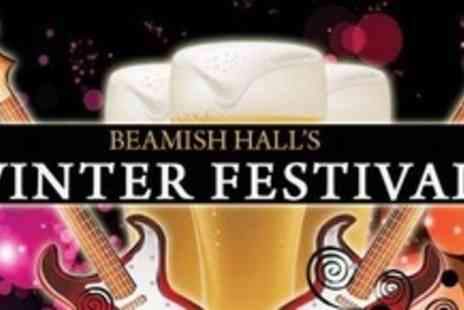 Beamish Hall - Entry for One to the Winter Festival on 20, 21 or 22 January 2012 with Food and Mulled Wine - Save 54%