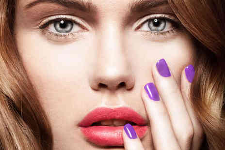 N.Spa - Shellac Manicure - Save 51%