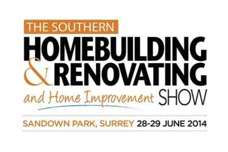 Surrey Homebuilding Show - Two Tickets to The Southern Homebuilding & Renovating and Home Improvement Show  - Save 50%