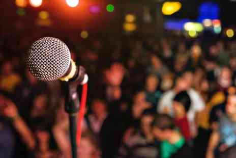 Just The Tonic - Stand Up Comedy With Drinks For Two  - Save 63%