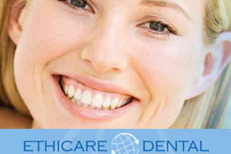 Ethicare Dental - Full Dental MOT including Hygiene Treatment & Stain Removal, £38 instead of £147.50 - Save 74%