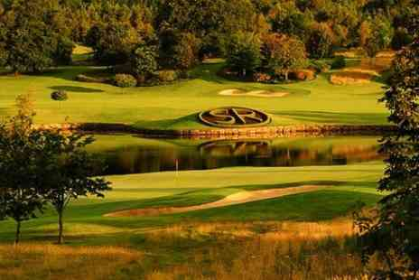 Slieve Russell Hotel - 18 Holes of Golf For Two  - Save 46%