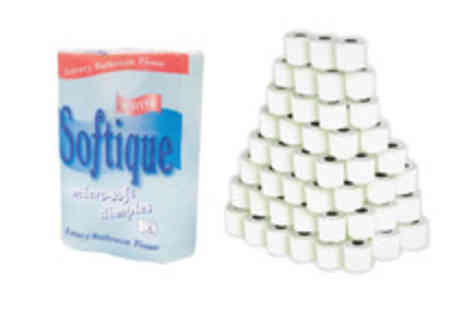 Silver Fishes - 60 pack of 2 ply toilet rolls  - Save 47%