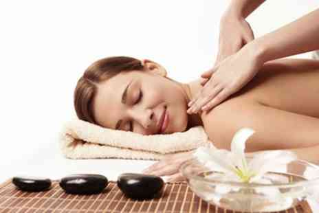 Sports Relief & Pamper Relief - Choice of a massage - Save 56%