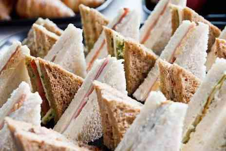 Burscough Boats Trading - 90 minute boat cruise with an afternoon tea hamper for 4 - Save 66%