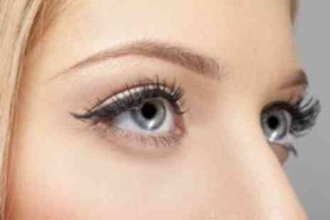 Stylistics - Full set of lashes or high definition brows - Save 50%