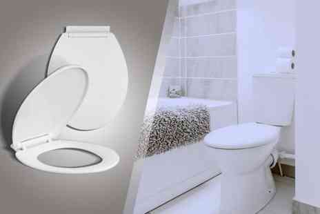 My Home Perfect - Soft closing toilet seat - Save 70%