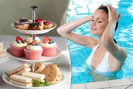 Ramada Hotel - Afternoon tea for 2 and leisure club passes  - Save 44%