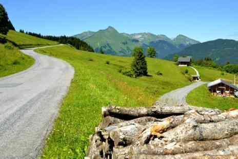 Morzine Holidays - Seven Night Half Board Stay for Child  - Save 48%