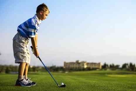 Matthew Evans PGA Professional - Six Lessons Junior Golf   - Save 50%