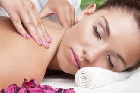 Beauty at Inches - Choice of Massage Including Full Body and Hot Stone  - Save 67%