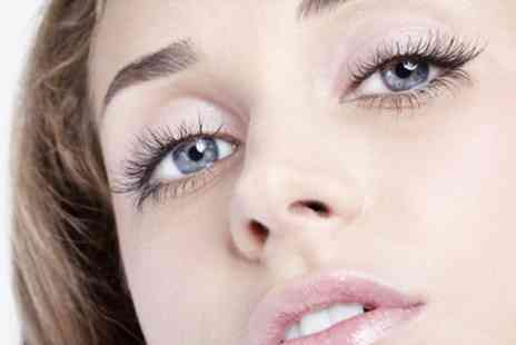 Dees Lashes -  Silk Extensions Brow Shape and Tint - Save 64%