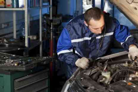VTS Automotive - Car Air Conditioning Service With Re Gas - Save 75%
