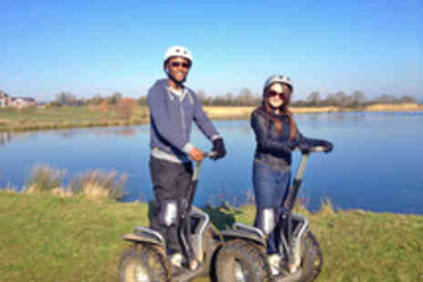Experience the Country - Countryside Segway Experience for Two People - Save 55%
