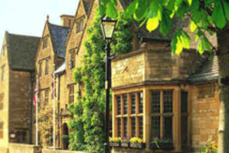 Puma Hotels Collection - One night stay For Two in Cotswolds with Three Course Meal - Save 48%