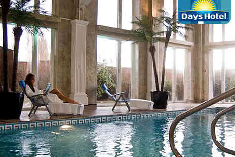 Days Hotel Chester North - Ten Gym Passes For two People - Save 90%