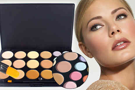 Chazooga - Camouflage Make Up Set  - Save 67%