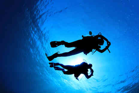 Dive Style - PADI Scuba Diving Taster Experience for Two People - Save 72%