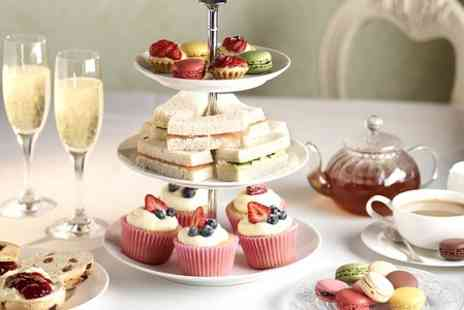 Ashbys Boutique Hotel - Cake With Tea or Coffee For Two - Save 38%