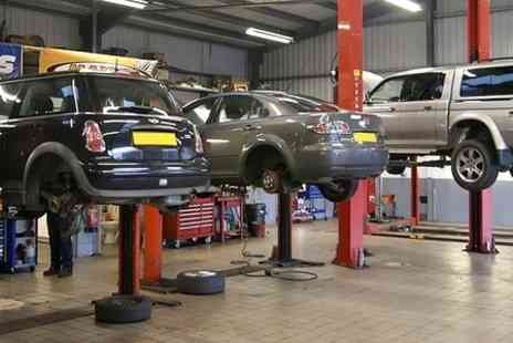Croxdale Fast Fit - MOT Test or  Service - Save 50%