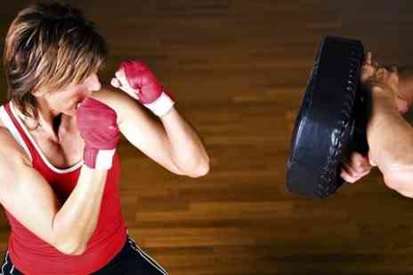 JJK Personal Trainer -  Six  Boxercise Classes  - Save 55%