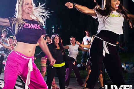 London Live Fitness - Three  Mix and Match Zumba, Yoga, or High Intensity Training Classes - Save 64%