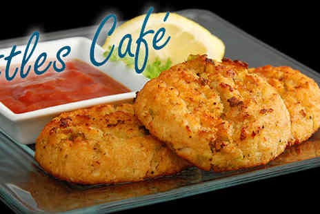 Vittles Bistro - Any two Main Dishes  - Save 52%