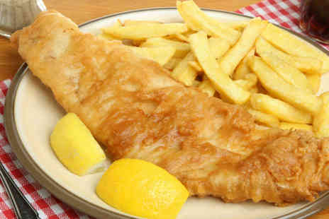 Ashbys Gastro Pub - Enjoy gourmet fish and chips for two - Save 64%