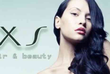 XS Hair and Beauty - Cut and Restyle With Treatment and Hair Analysis - Save 58%