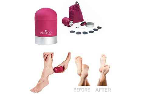 E-Best - Pedi Pro Deluxe Home Pedicure System - Save 58%