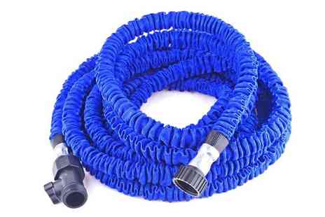 Widget Love - 50ft Stretchy Elastic Water Hose - Save 37%