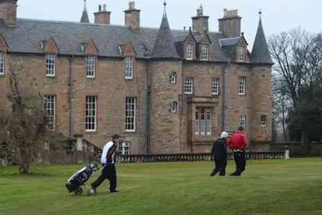 Royal Musselburgh Golf Club -  4 hole PGA golf lesson - Save 53%