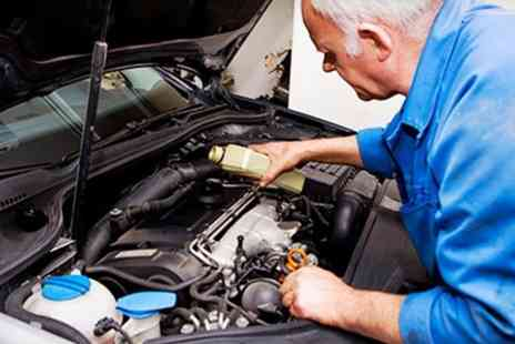 Demo Auto Centre - Full Service With Winter Check Plus MOT  - Save 51%