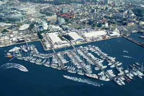Southampton Boat Show - Entry to PSP Southampton Boat Show For One  - Save 13%