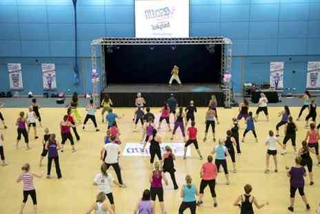 Surrey Sports Park - Ticket to Fitness Festival   - Save 50%