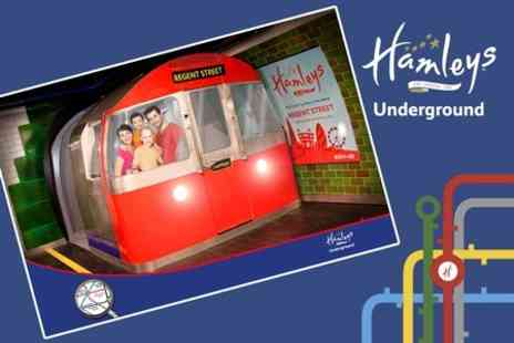 Hamleys Of London - Photo at Hamleys London Underground Experience  - Save 50%