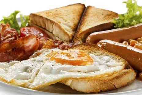 Curiositeaz Restaurant - All You Can Eat Breakfast With Drink - Save 43%