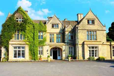 The Greenway Hotel & Spa - One Night Stay For Two in Cotswolds - Save 43%